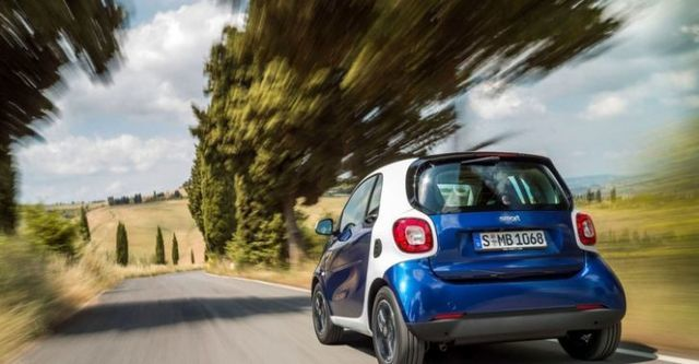 2015 Smart Fortwo(NEW) 52kW Passion  第3張相片