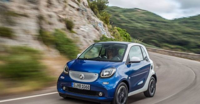 2015 Smart Fortwo(NEW) 52kW Passion  第5張相片