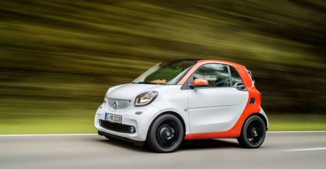 2015 Smart Fortwo(NEW) 52kW Pure  第2張相片