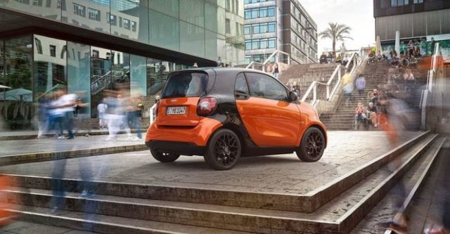 2015 Smart Fortwo(NEW) 52kW Pure  第4張相片