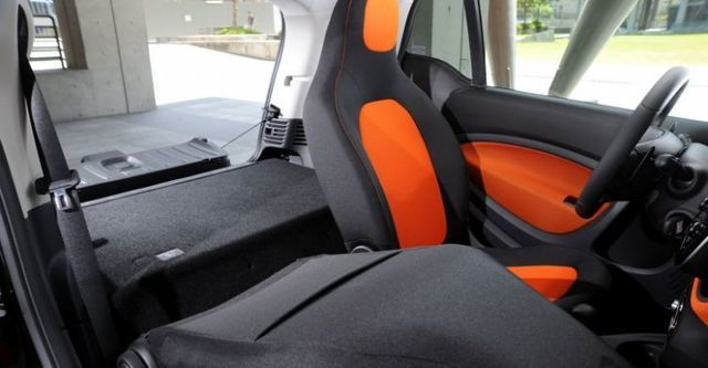 2015 Smart Fortwo(NEW) 52kW Pure  第9張相片