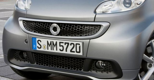 2014 Smart Fortwo mhd Passion  第3張相片