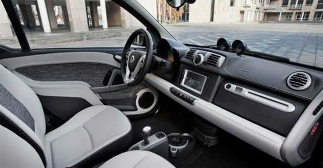 2013 Smart Fortwo mhd Passion  第4張相片