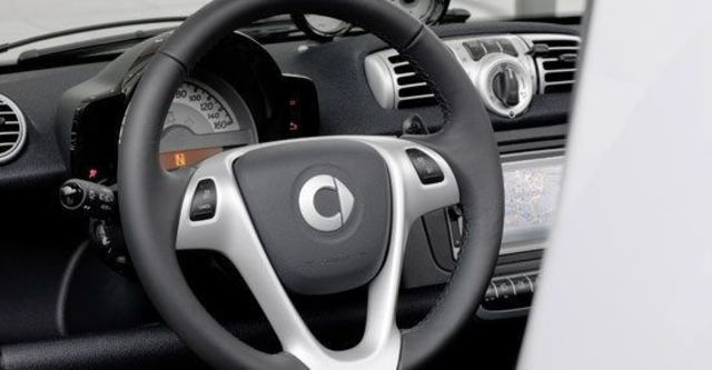 2013 Smart Fortwo mhd Passion  第8張相片