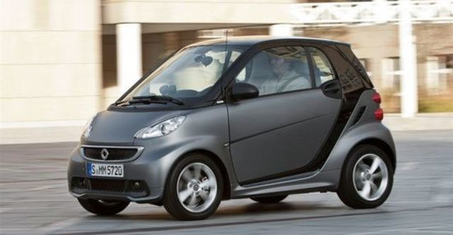 2012 Smart Fortwo Passion 62kW  第1張相片