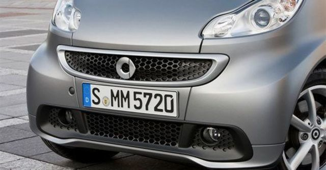 2012 Smart Fortwo Passion 62kW  第8張相片