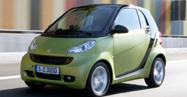 2011 Smart Fortwo mhd Passion  第1張相片