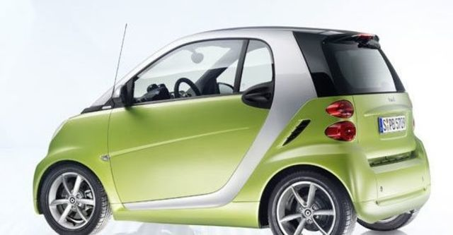 2011 Smart Fortwo mhd Passion  第3張相片