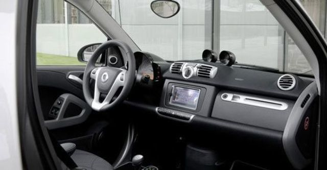 2011 Smart Fortwo mhd Passion  第4張相片
