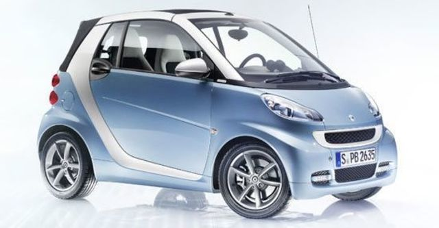 2011 Smart Fortwo mhd Pure  第1張相片