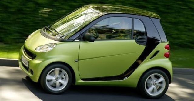 2011 Smart Fortwo Passion 62kW  第1張相片