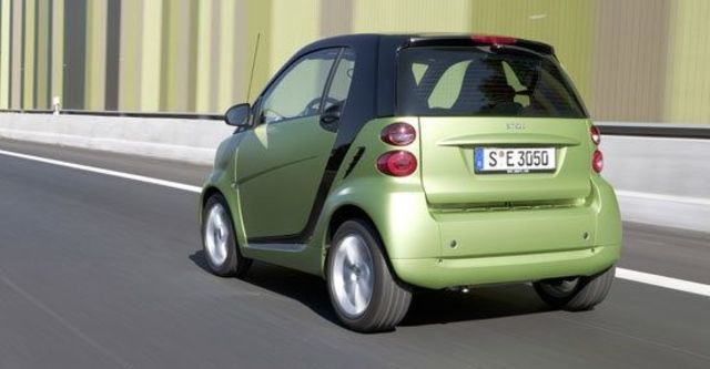 2011 Smart Fortwo Passion 62kW  第3張相片
