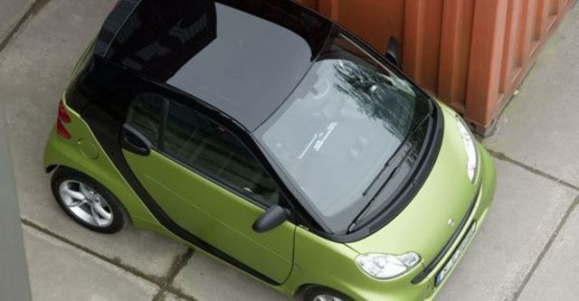 2011 Smart Fortwo Passion 62kW  第8張相片