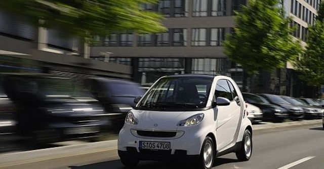 2010 Smart Fortwo mhd Passion  第1張相片