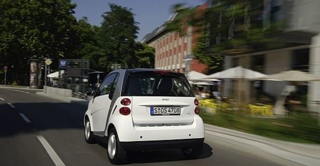 2010 Smart Fortwo mhd Passion  第3張相片