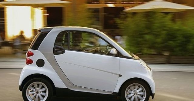 2010 Smart Fortwo mhd Passion  第4張相片