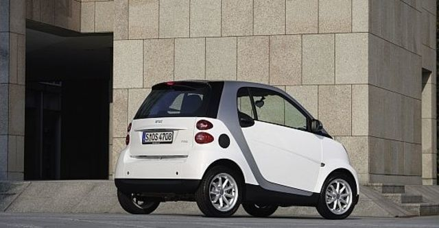 2010 Smart Fortwo mhd Passion  第5張相片
