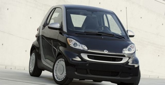 2009 Smart Fortwo mhd Pure  第2張相片