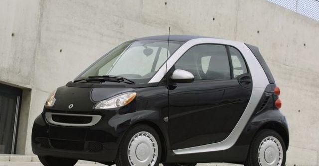 2009 Smart Fortwo mhd Pure  第4張相片