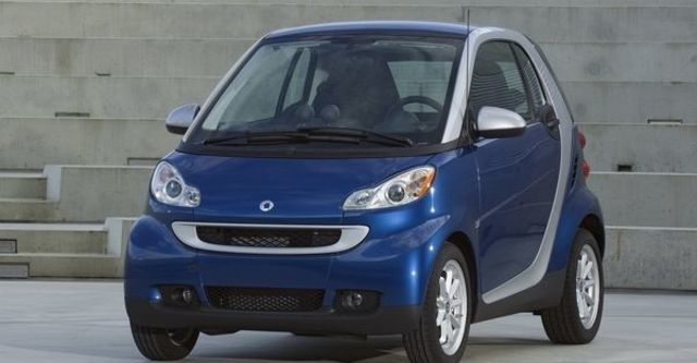 2008 Smart Fortwo mhd Passion  第2張相片