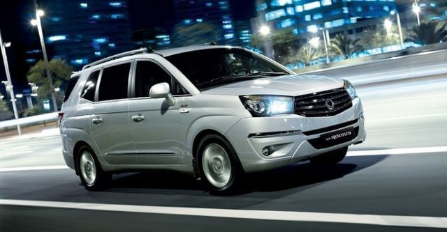 2015 Ssangyong Stavic SV200 2WD  第1張相片