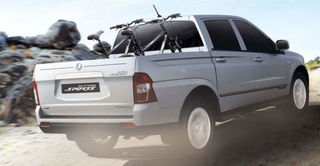 2014 Ssangyong Actyon Sports A200S 4WD  第2張相片