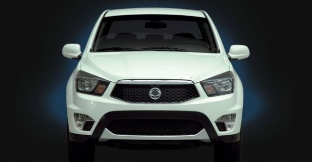 2014 Ssangyong Actyon Sports A200S 4WD  第5張相片