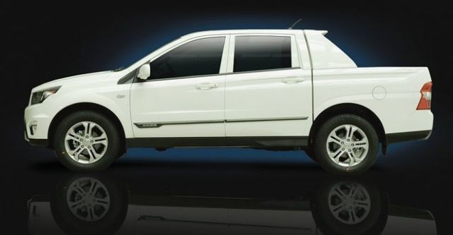 2014 Ssangyong Actyon Sports A200S 4WD  第6張相片