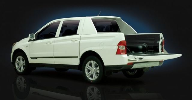 2014 Ssangyong Actyon Sports A200S 4WD  第7張相片