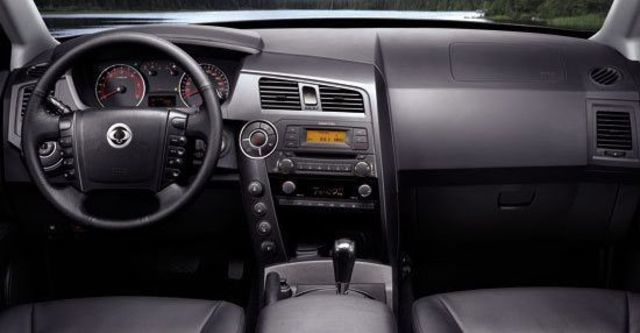 2013 Ssangyong Actyon Sports A200S 4WD  第5張相片