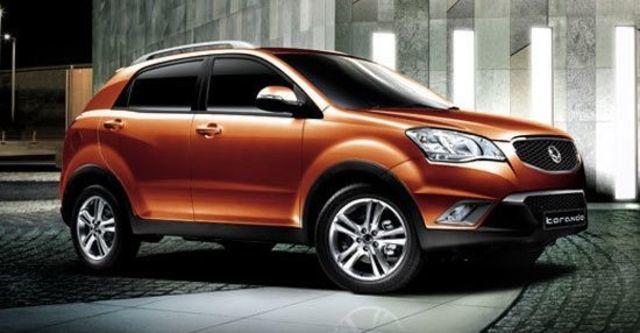 2012 Ssangyong Korando e-XDi 200 2WD豪華版  第10張相片