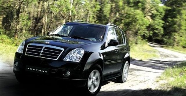 2012 Ssangyong Rexton Ⅱ RX270 XVT  第1張相片