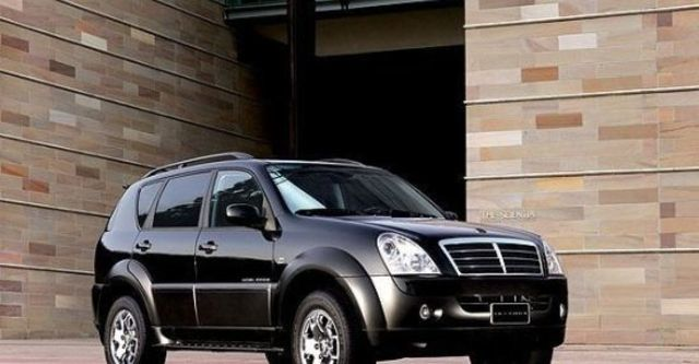 2012 Ssangyong Rexton Ⅱ RX270 XVT  第3張相片