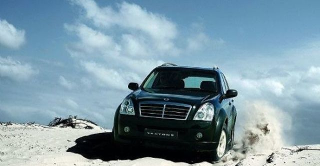 2012 Ssangyong Rexton Ⅱ RX270 XVT  第4張相片