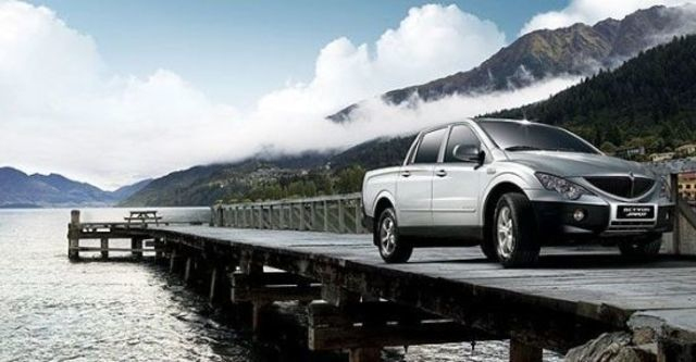 2010 Ssangyong Actyon Sports A200S 2WD  第1張相片