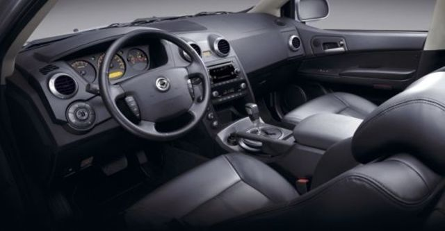 2010 Ssangyong Actyon Sports A200S 4WD  第6張相片