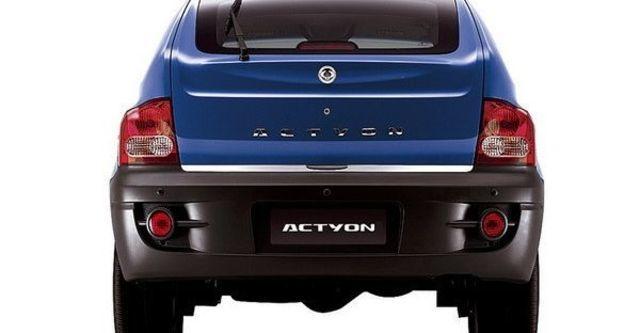 2008 Ssangyong Actyon A200 XDi 4WD  第9張相片