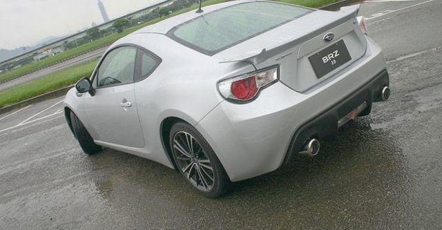 2015 Subaru BRZ 2.0 6AT  第2張相片