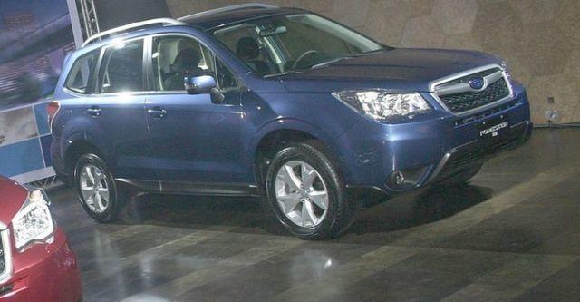 2015 Subaru Forester 2.0 i  第1張相片