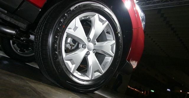2015 Subaru Forester 2.0 i  第3張相片