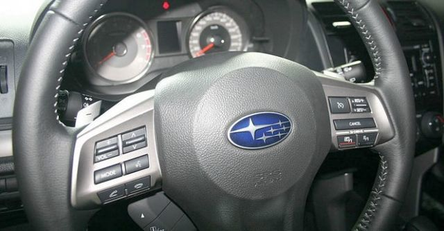 2015 Subaru Forester 2.0 i  第8張相片