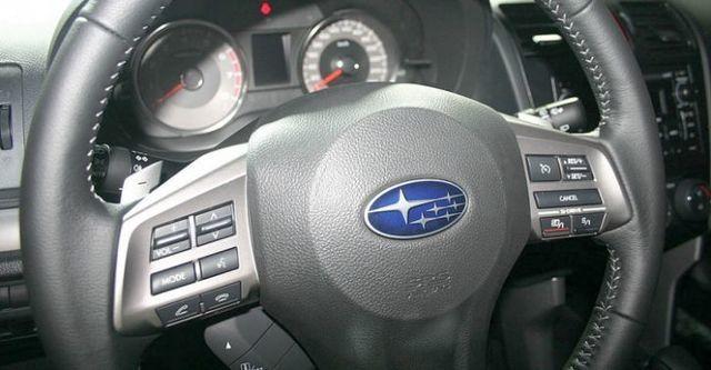 2015 Subaru Forester 2.0 i Elegant  第8張相片