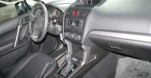 2015 Subaru Forester 2.0 i Premium  第6張相片