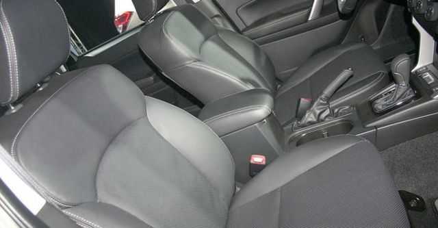 2015 Subaru Forester 2.0 i Premium  第9張相片