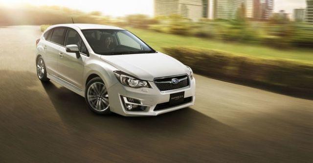 2015 Subaru Impreza 1.6i-S  第1張相片