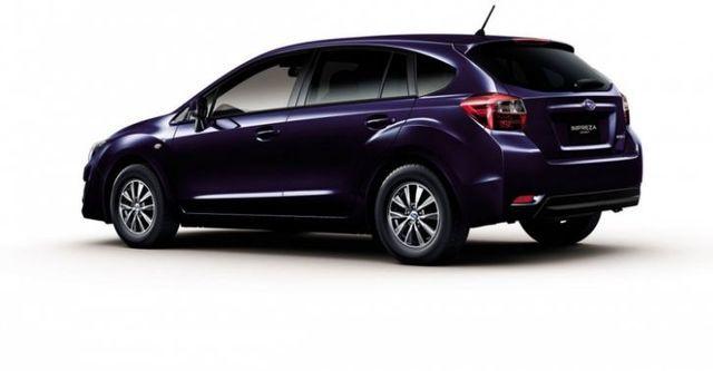 2015 Subaru Impreza 1.6i-S  第4張相片