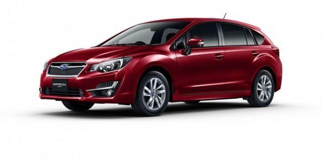 2015 Subaru Impreza 1.6i-S  第5張相片