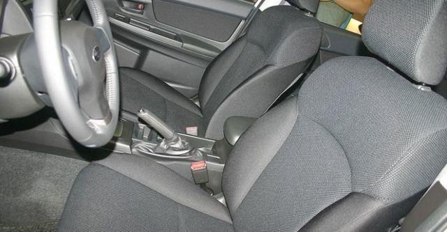 2015 Subaru Impreza 1.6i-S  第8張相片
