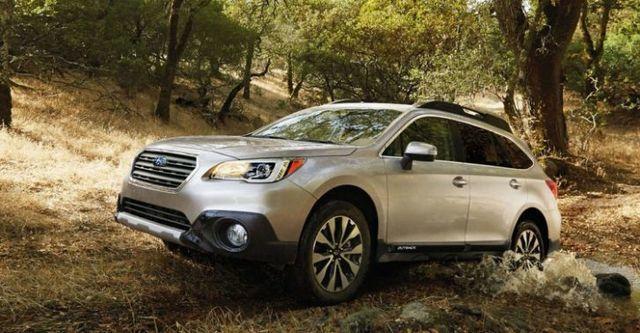 2015 Subaru Outback 2.5i  第1張相片