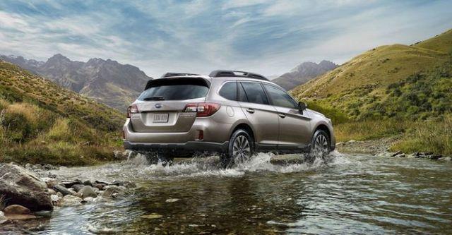 2015 Subaru Outback 2.5i  第2張相片